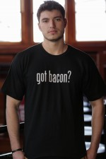 Wando's Bar & Grill Got Bacon? T-Shirt